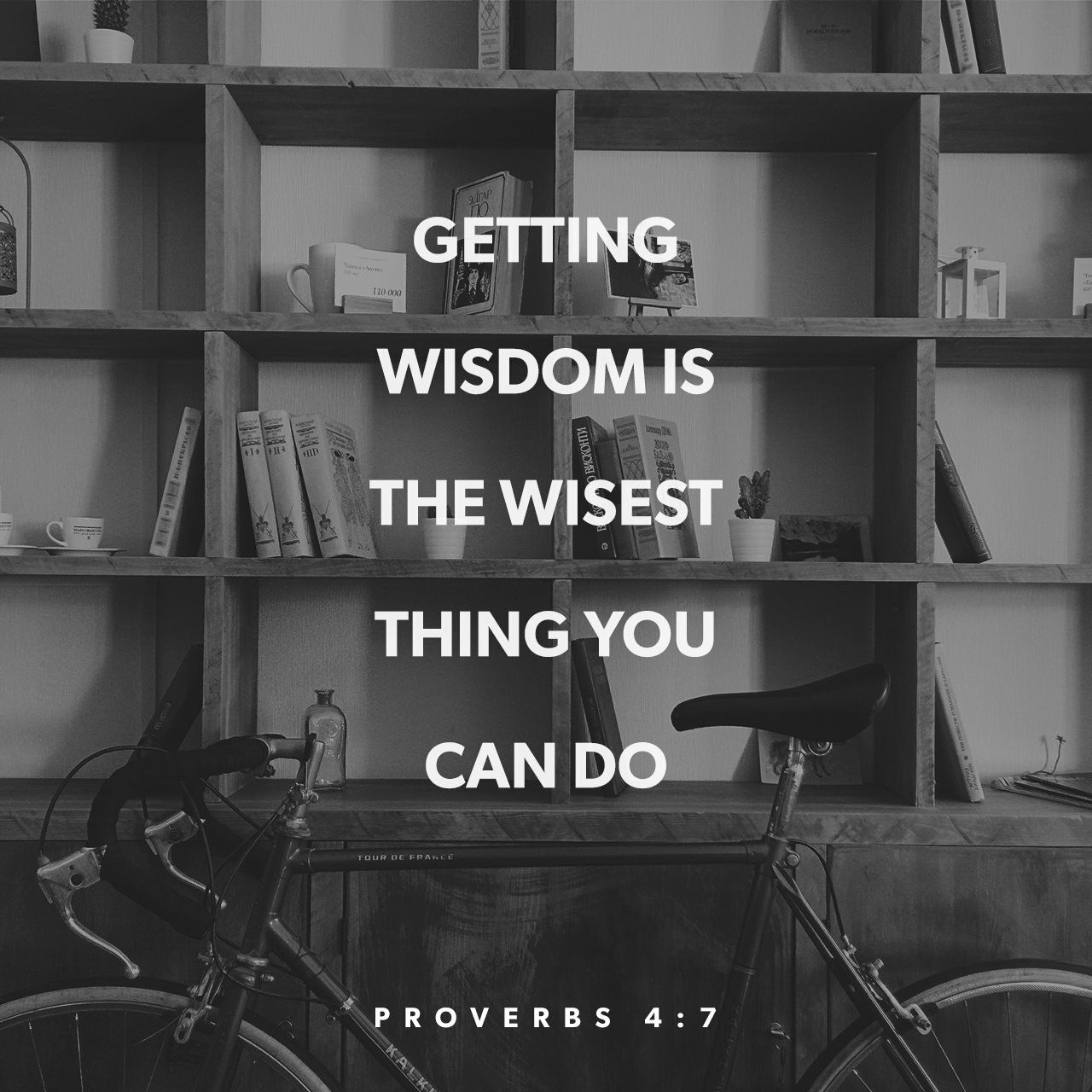 Proverbs 4:7 | Living With Meniere's Disease Blog