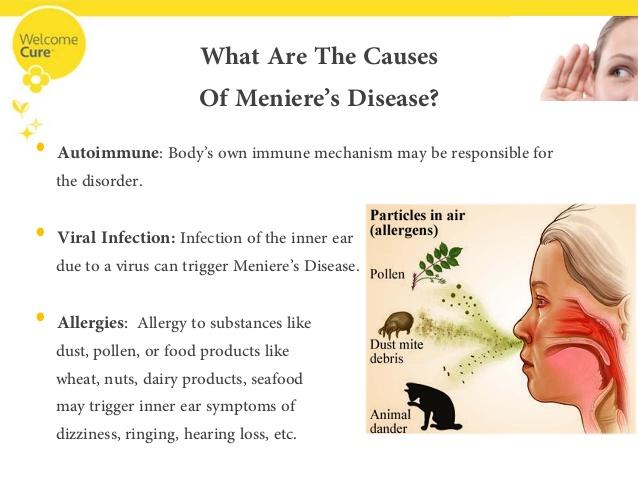 meniered disease